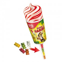 HARIBO MAX PUSH UP 30 U.