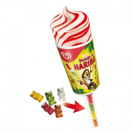 HARIBO MAX PUSH UP