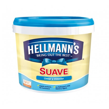 HELLMANN'S SALSA SUAVE 5L