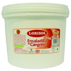 ENSAL. CANGREJO 5 KG.LORISOL