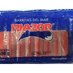 BARRITAS RIAZOR 20X250 5 KG.