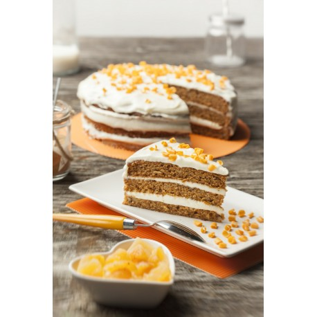 Ver más grande TARTA CARROT CAKE 1'900 TARTA CARROT CAKE 1'900 Enviar a un amigo Imprimir TARTA CARROT CAKE 1'900