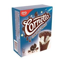 6 CORNETTO COOKIEDREAM