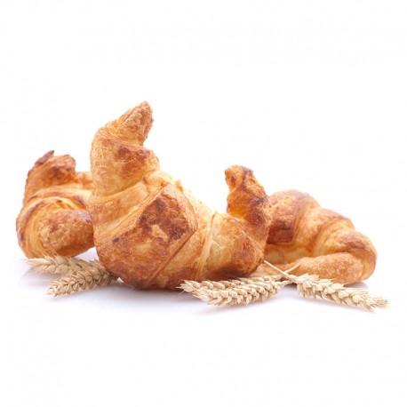 Croissant relleno margarina
